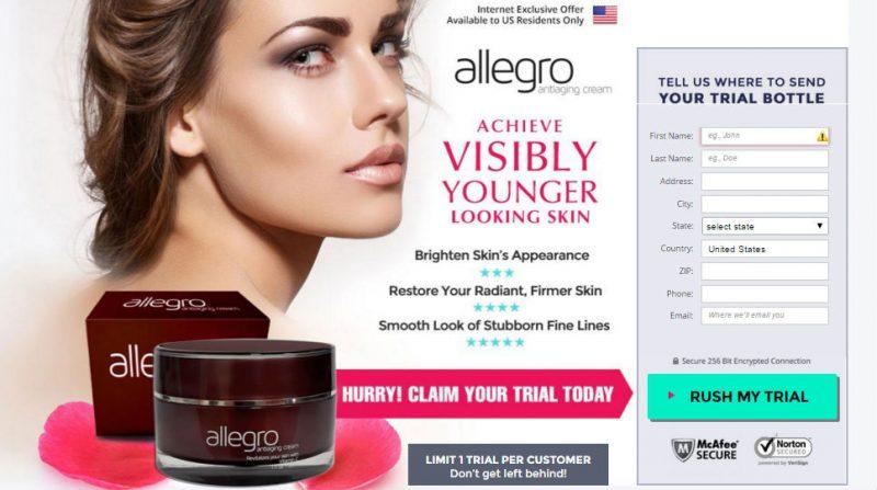 Allegro Anti-Aging