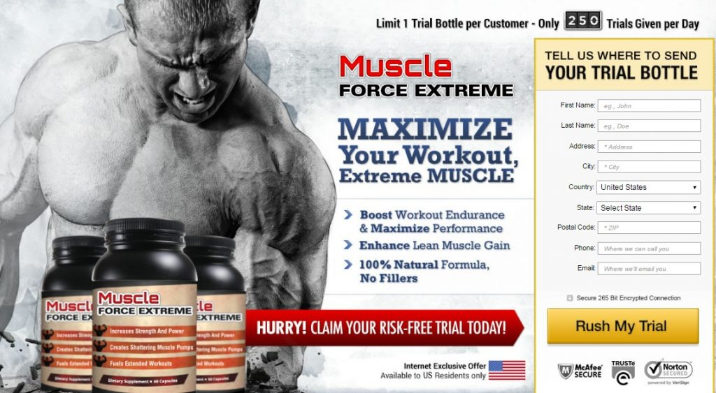 Muscle Force Extreme