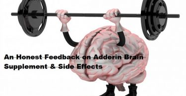 Adderin Brain Supplement