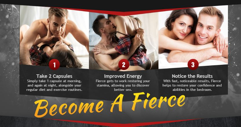 Fierce Big Male Enhancement