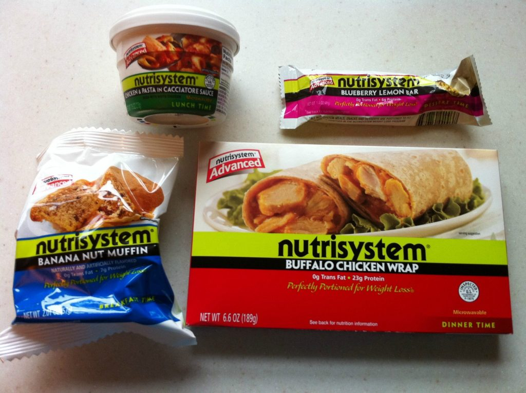nutrisystem-box-color-coding