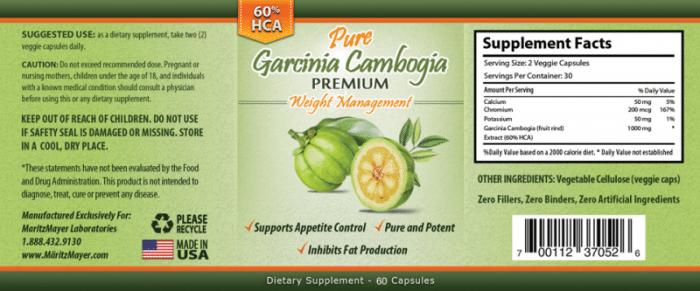 Pure Garcinia Cambogia