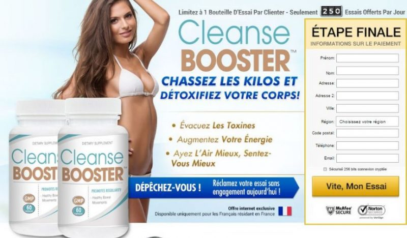Cleanse Booster