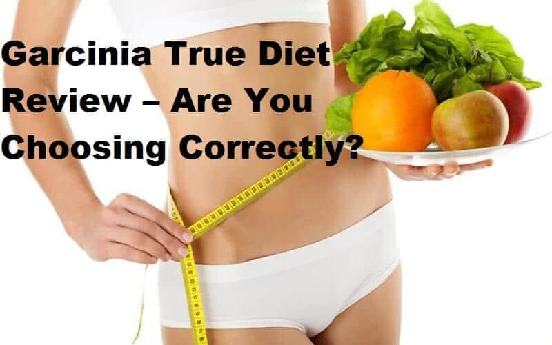 GARCINIA TRUE DIET