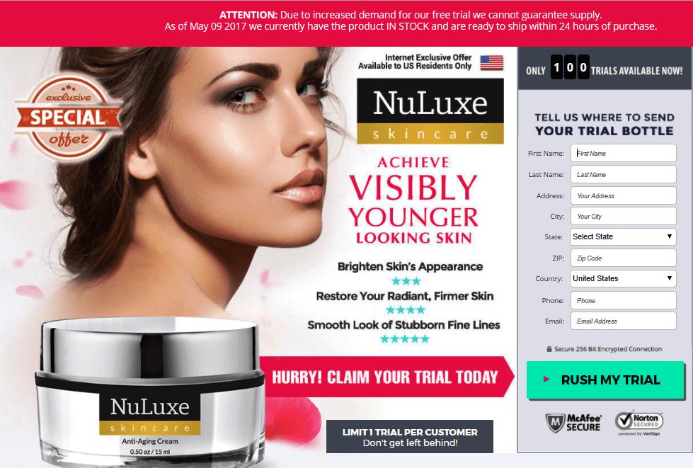 NuLux Cream