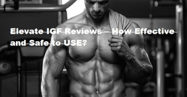 Elevate IGF muscle