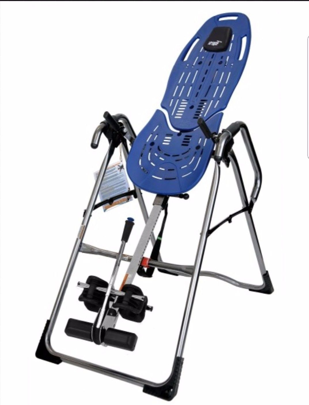 inversion table for back pain