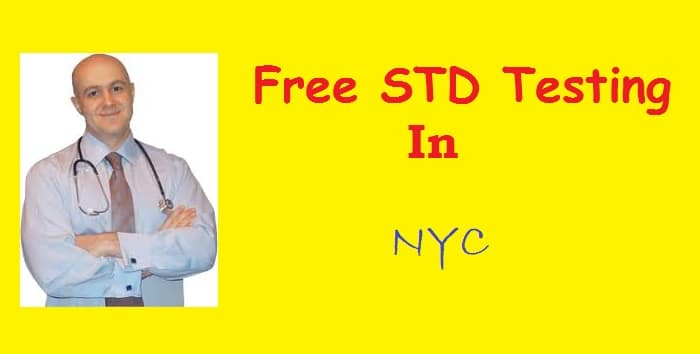 free std testing in nyc