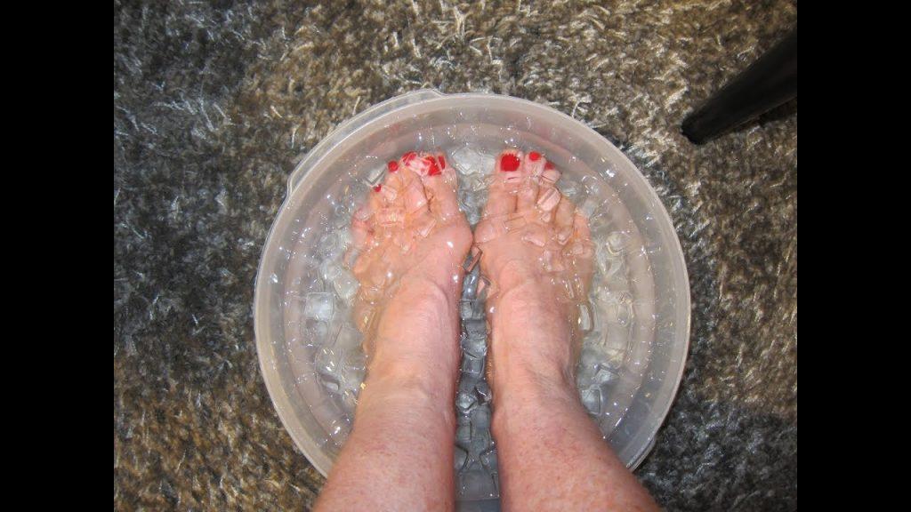 foot massage techniques