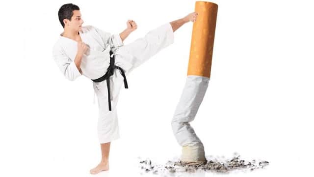 quit smoking for healthier life