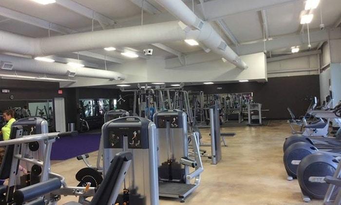 Pleasanton Gym