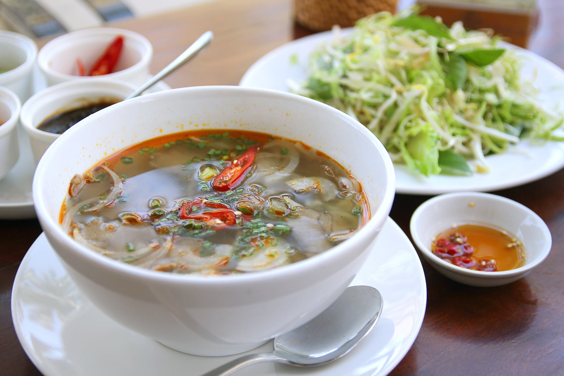 Healthy Vietnamese Foods