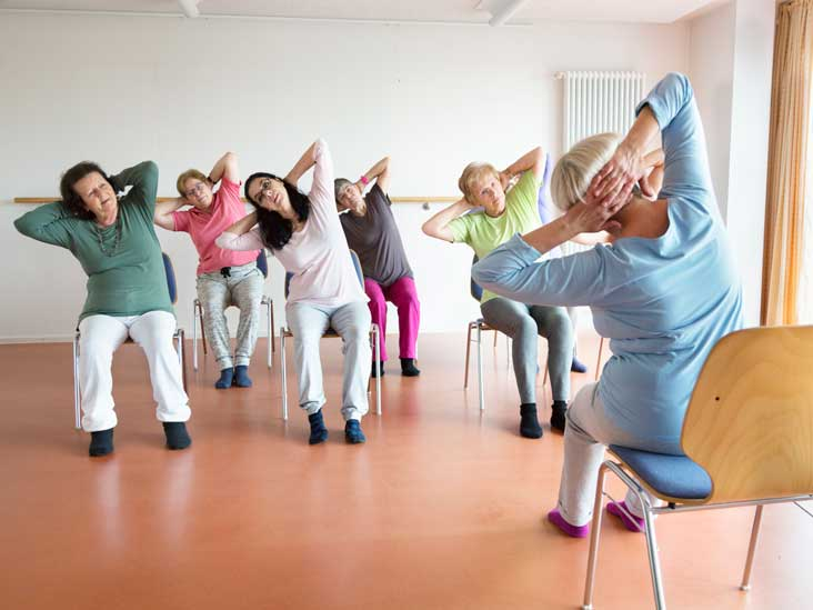 Seated Exercise for Seniors