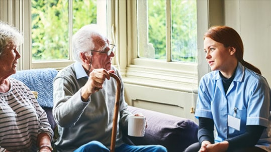 In-home or Residential Aged Care