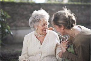 Elder with Dementia